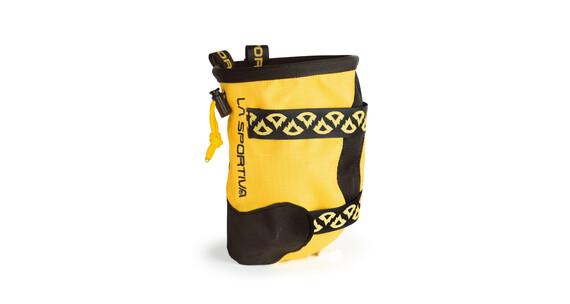 La Sportiva Katana - Sac à magnésie - jaune/noir